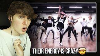 THEIR ENERGY IS CRAZY! (BTS (방탄소년단) 'MIC Drop' Dance Practic…
