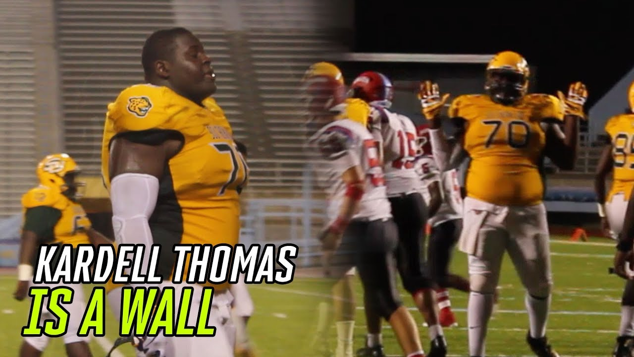 Kardell Thomas Is A BULLY! Mr  Pancake, Ty Davis & Southern Lab DROP THE  HAMMER On Parkview 😤