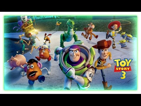 Toy Story 3 - Toys Daycare Dash (Full Games)