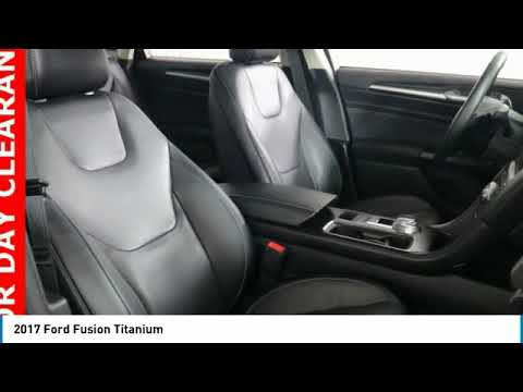 2017 Ford Fusion Forest Lake Mn Cpw3355