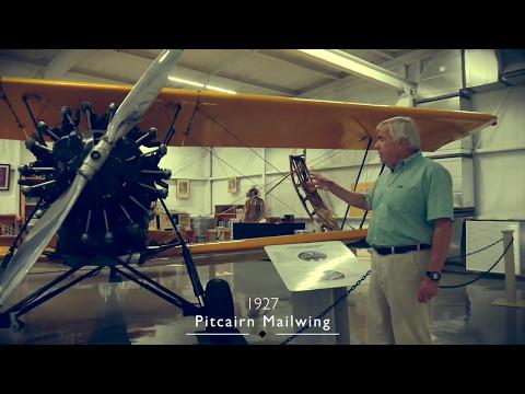 Pitcairn Mailwing - Shannon Air Museum, Fredericksburg, VA.