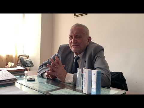 Профессор Инюшин В.М. Что такое гидроплазма AQUA Life 10/03/20