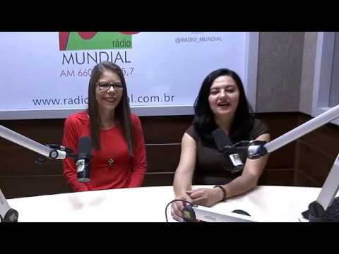 Benefícios dos Cones Chineses   Inês Leão e Susi Kelly   Rádio Mundial   02 06 2