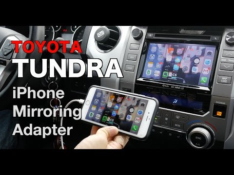 Mirroring iphone/android to head unit with this device