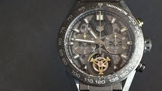 The general manager of TAG Heuer and resident reearch and developme...