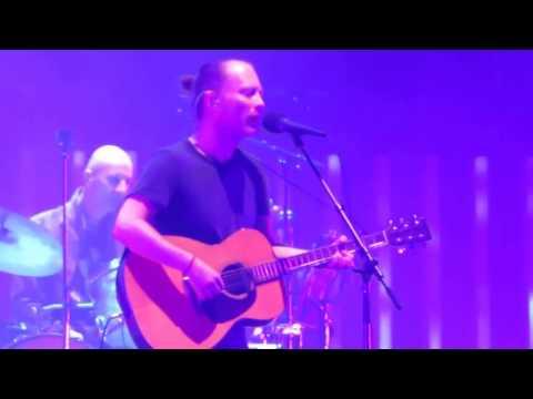 Radiohead - No Surprises - Seattle, WA - Key Arena - April 8 2017