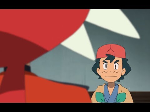 Ash Vs. Gym Leader Ryuki | Pokémon The Series: Sun & Moon—Ultra Legends | Official Clip