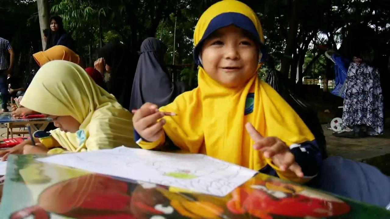 Download Awalnya Sekolah Mereka Numpang di Rumah Warga Setelah Bikin Bazar Bisa Buat Sekolah Sendiri