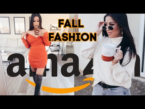 You WON'T BELIEVE these AMAZON FASHION FALL FINDS 2019!