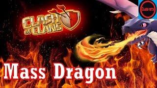 3 Stars with Dragons - TH 7 & TH8 (HINDI) | Fun Attacks | CLASH OF CLANS
