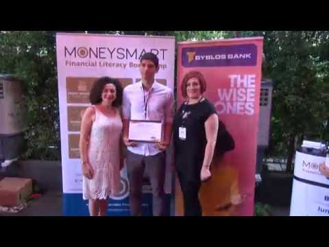 Beirut Money Smart Boot Camp Certificate Ceremony