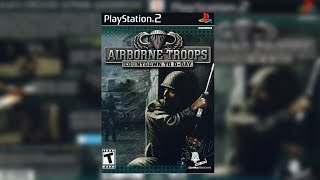 Airborne Troops: Countdown to D-Day - PS2 - PT BR + Link