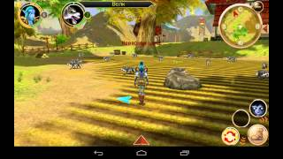 Order & Chaos Online - wow на Android (обзор, review)