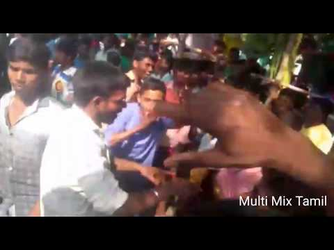 Drums music and dance in Tamil nadu kuthu
