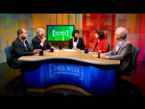 News Panel: Obama visits SF, gas prices rise, and the controversy over developing Treasure Island