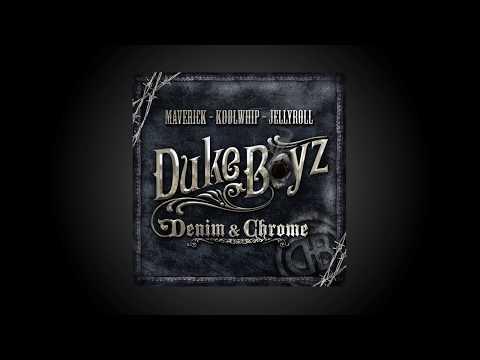 """Duke BoyzDenim & Chrome""""Bible & My Gun"""" Jelly Roll, KoolWhip, Maverick"""
