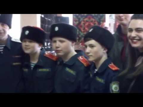 В Иванове Первый областной фестиваль казачьей культуры «Станица Вознесенская»