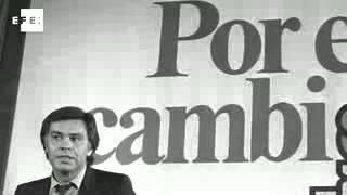 Video Hoy se cumplen 30 años de la victoria del PSOE en 1982 download MP3, 3GP, MP4, WEBM, AVI, FLV November 2017