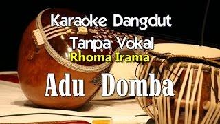 Gambar cover Karaoke Rhoma Irama   Adu Domba