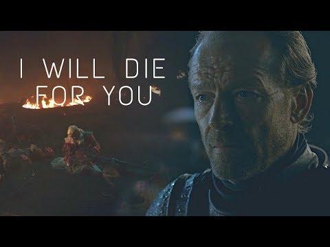 Jorah Mormont || I Will Die For You (GoT)