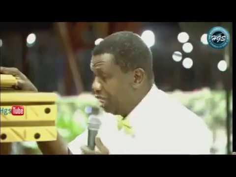 Pastor Adeboye Prays Against Kidnappers In Nigeria At June 2017 Holy Ghost Service