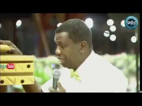 Pastor Adeboye Prays Against Kidnappers In Nigeria At June 2017 Holy Ghost Service