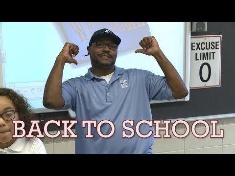 BACK TO SCHOOL -  Kankakee School District 111 - Music Video