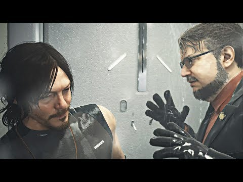 Death Stranding - Deadman Explains a Secret Conspiracy About the BB's