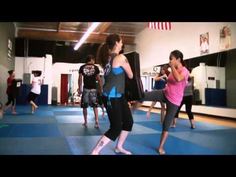 Women Fitness and Kickboxing in San Fernando
