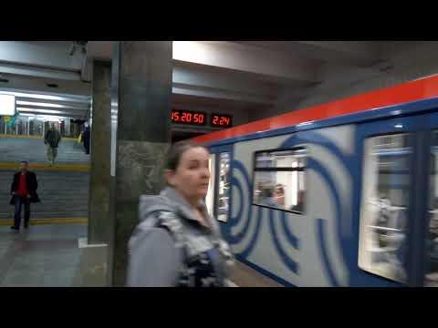 Москва 333 станция метро Преображенская площадь, БЦ Прео-8, театр Моссовета лето день