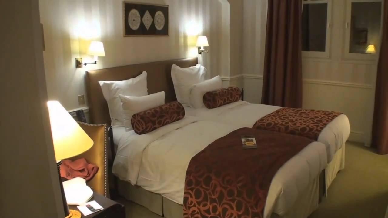 renaissance paris le parc trocadero video review youtube. Black Bedroom Furniture Sets. Home Design Ideas