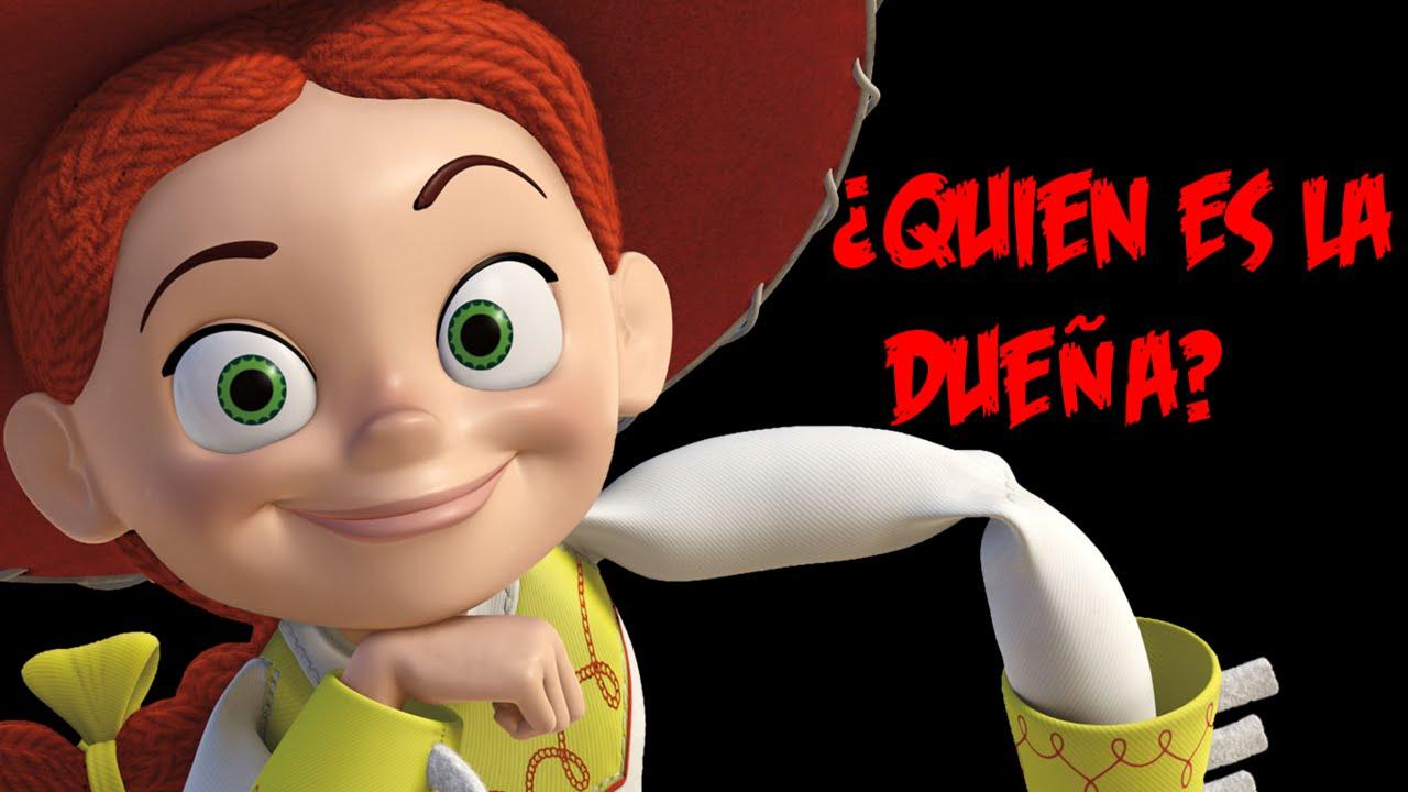 Misterio: ¿Sabes Quien es La Dueña De Jessie En Toy Story? - YouTube