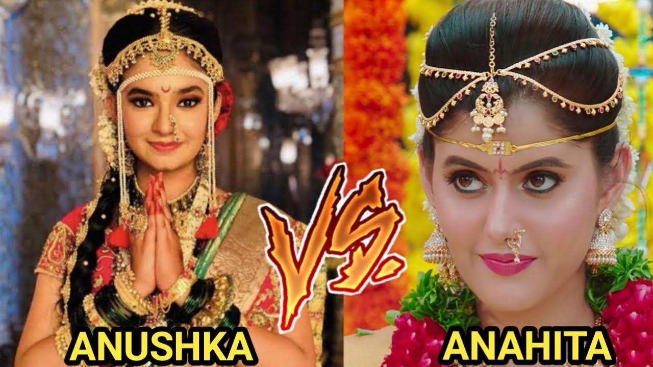 Download Anushka Sen VS Anahita Bhooshan| Mehar VS Ananya | Balveer | Dev joshi | Balveer Actress