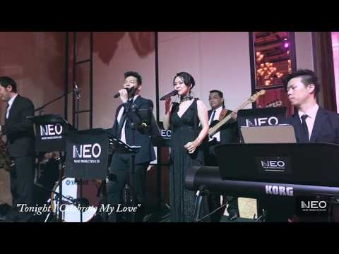 Neo Music Production - 6-piece Duet Live Band Hong Kong | Wedding Band Jazz Band Party Band