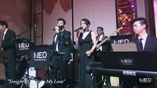 Neo Music Production - 6-piece Duet Live Band Hong Kong   Wedding Band Jazz Band Party Band