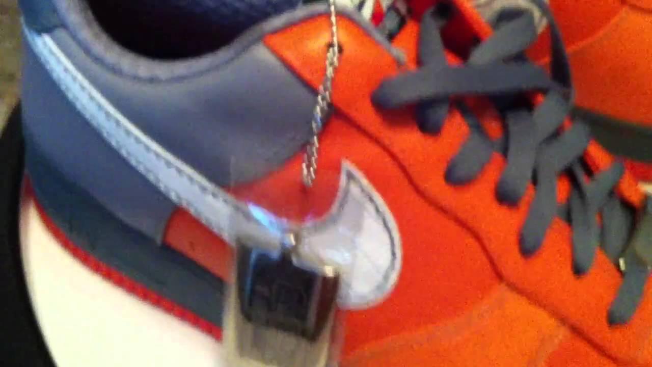 best website 57c05 0c4a4 Nike Air Force 1 Premium 07 - Gauchos - Orange  Stealth Gray