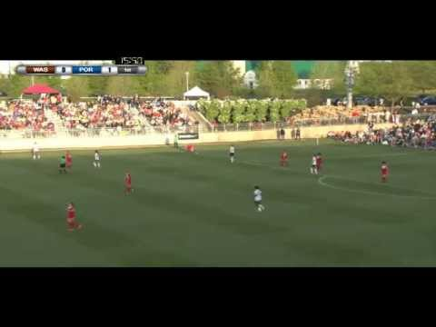 Washington Spirit vs. Portland Thorns FC - May 4, 2014