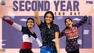 Second Year End Day || Warangal Vandhana || The Mix By Wirally || Tamada Media
