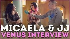 VENUS GIRLS Micaela Schäfer und Julia Jasmin Rühle im Interview
