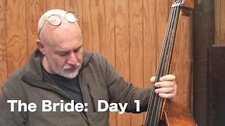 The Bride - Double Bass Restoration