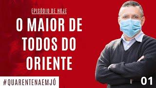 #01 Quarentena em Jó - Daniel Santos