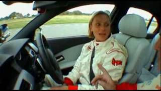 Fifth Gear Blindfold Speed Record Featuring Vicky Butler Henderson