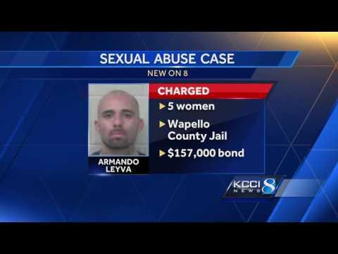 5 women say Iowa man sexually abused them