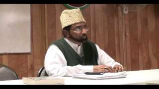 Ahmadiyya Missionary Imam Kauser Class - 03/07/2009 [Part 4]