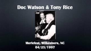 【CGUBA288】Doc Watson & Tony Rice 04/25/1997