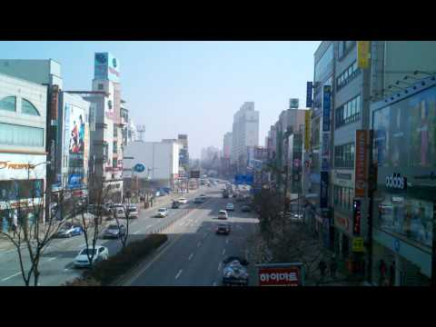 View of Iksan Main Street