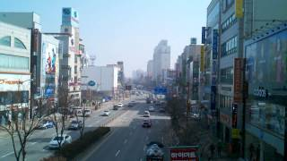 View of Iksan Main Street