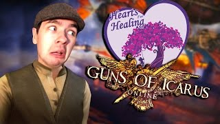 BATTLE FOR CHARITY! | Guns of Icarus Youtuber Battle