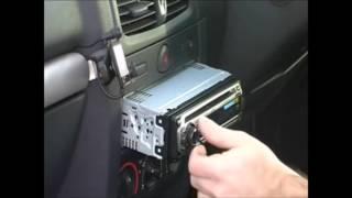 bluetooth dab radio cd player alpine cde196dab car audio centre