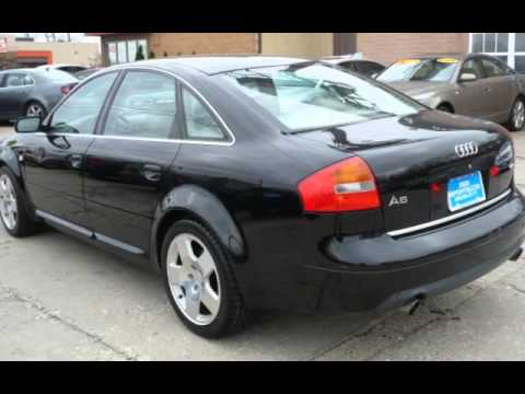 2002 Audi A6 4.2 quattro for sale in LAND, OH - YouTube